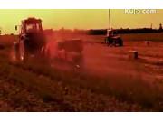 东方红x904拖拉机视频