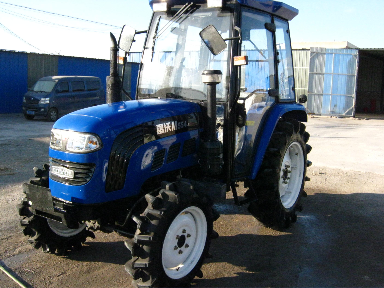 出售福田雷沃m554-b拖拉机