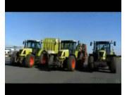 科乐收(CLAAS)ARES 500-600拖拉机介绍2