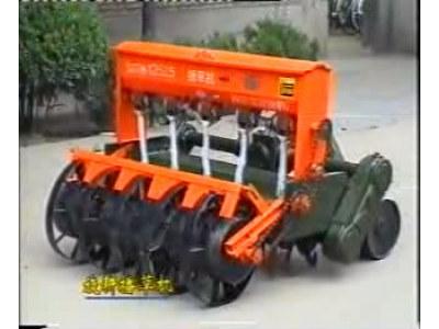 亚澳农机-播草机