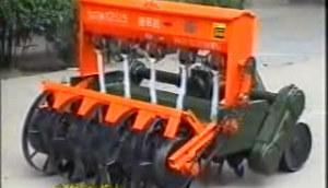 亞澳農機-播草機