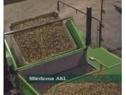 miedema AKL系列马铃薯卸箱设备