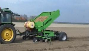 structural PM系列马铃薯种植机械