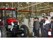 中國一拖新農村俱樂部會員活動日前舉行