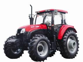东方红-   x1004/x1104/x1204/x1254/x1304型轮式   拖拉机高清图片