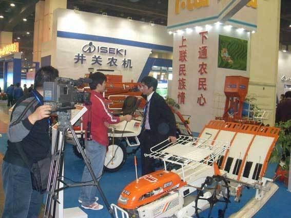 郑州电视台专访富来威公司姜小军副总经理