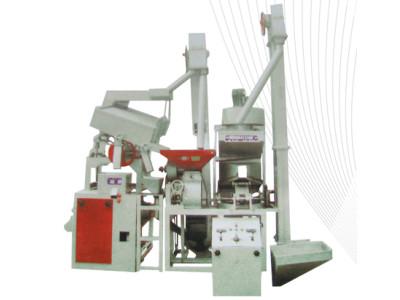 MCTF15精米加工成套设备