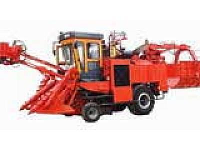 汉升4GZ-350型整杆式甘蔗收割机