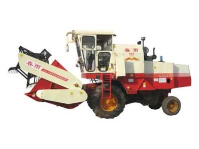 金亿春雨4YZ-3T型自走式玉米籽粒收获机