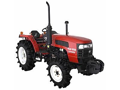 常发CFC404四轮驱动拖拉机