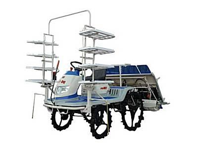 井关2Z-6B1(PZ60-HGRT)四轮乘坐式水稻插秧机
