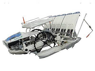 井关2ZS-6A(PC6-80)手扶步进式水稻插秧机