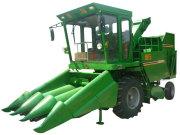 迪马4YZ-3自走式玉米收获机