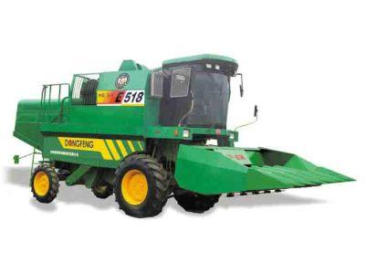 东风E518自走式玉米收获机