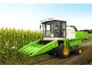润源4YZ-4摘穗剥皮型自走式玉米收获机
