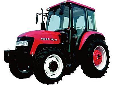 黃海金馬1004A四輪驅動拖拉機