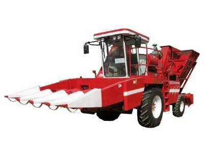 牧神4YZB-4自走式玉米收获机