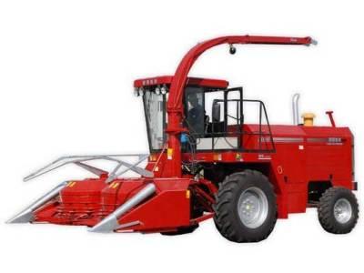 牧神9QSZ-3000型自走式青贮饲料收获机