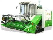 4LZ-3履带式履带式水稻联合收割机