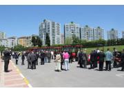 福田雷沃重工2011欧非区域商务会在土耳其召开