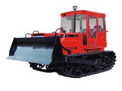东方红CA802履带式拖拉机
