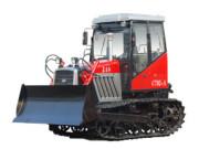 东方红CA702履带式拖拉机