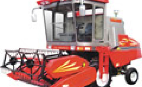 东方红4LZ-2.5风驰2008全喂入联合收割机