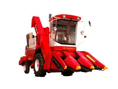 东方红4YZ-3自走式玉米收获机