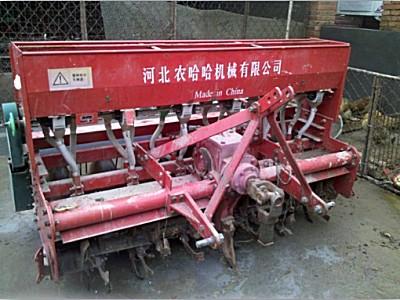 出售2012年农哈哈2BMFS-6/12免耕施肥播种机