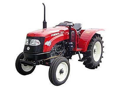 沃得WD750两轮驱动拖拉机