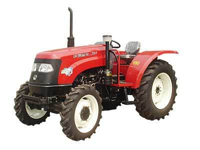 沃得554拖拉機