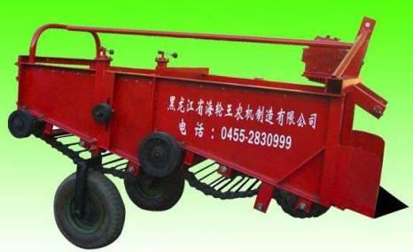海輪王4U-1馬鈴薯挖掘機