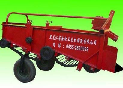海轮王4U-1马铃薯挖掘机