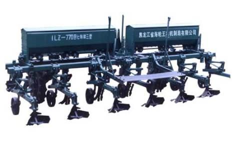 海輪王1LZ-770B施肥整地機