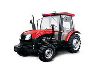 东方红404四轮驱动拖拉机