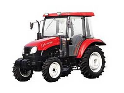 东方红MF554四轮驱动拖拉机