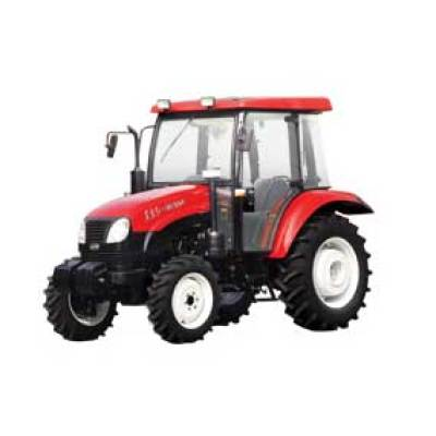 東方紅MF554四輪驅動拖拉機