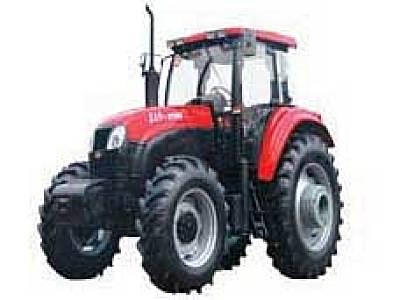 東方紅LX1004四輪驅動拖拉機