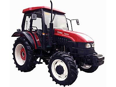 山拖泰山TS904Ⅲ四轮驱动拖拉机