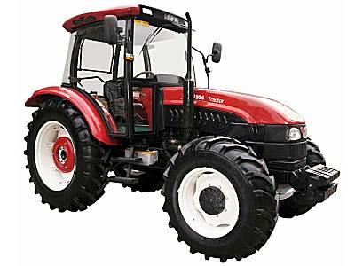 山拖凯马TS1004四轮驱动拖拉机