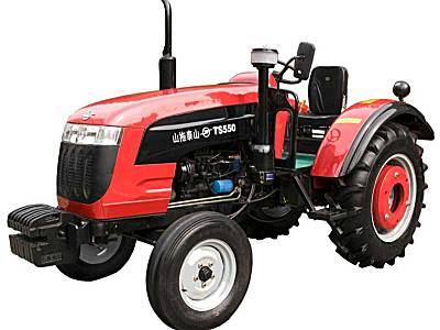 山拖泰山TS550两轮驱动拖拉机