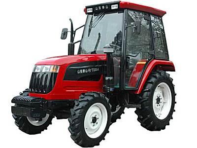 山拖泰山TS554四輪驅動拖拉機
