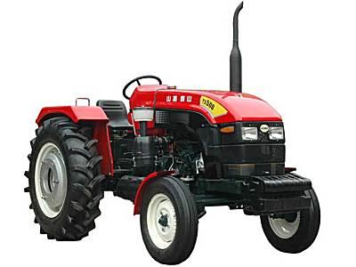 山拖泰山TS500两轮驱动拖拉机
