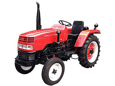 山拖泰山TS250两轮驱动拖拉机