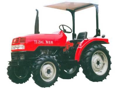 山拖泰山TS254四輪驅動拖拉機