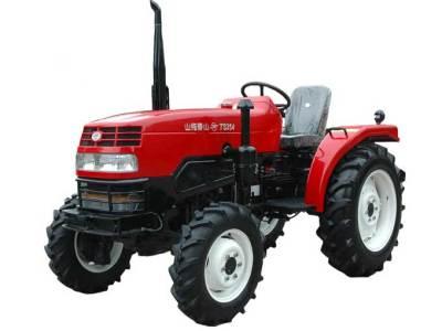 山拖泰山TS304四轮驱动拖拉机