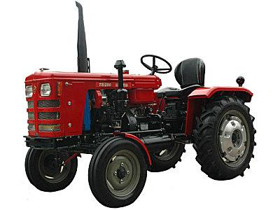 山拖泰山TS280两轮驱动拖拉机