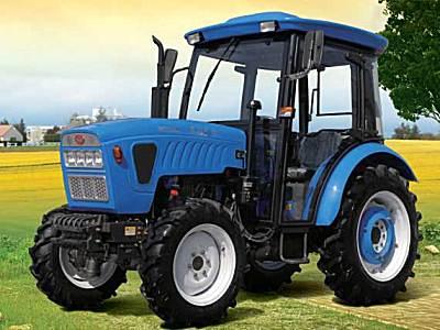 五征WZ504四轮驱动拖拉机
