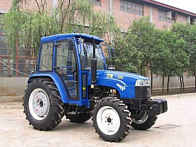 路阳红路通-500两轮驱动拖拉机