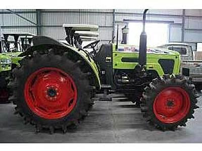 博马博马-554拖拉机